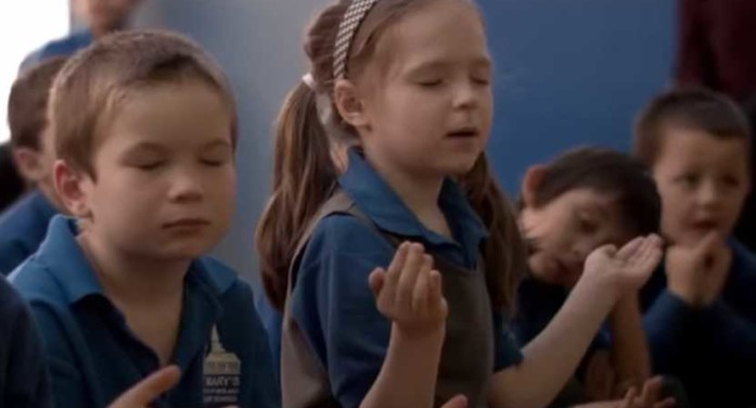 Lord's Prayer Advertisement Rejected for Run in Movie Theaters Over Potential 'Offense'