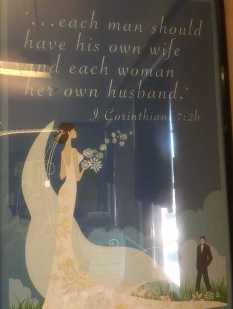 Atheist Activist Group Takes Issue With Poster Promoting Biblical Marriage at Clerk's Office