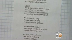 California Parent Concerned After Teacher Has Students Sing Islamic-Themed 'Fight Song'