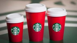 Pagan Coffee Giant Starbucks Causing Wave of Outrage Among Xmas Celebrators With Plain Coffee Cup