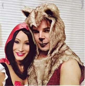 'Pastor' Paula White, Rocker Husband's Wolf, Riding Hood Halloween Photo Stirs Controversy