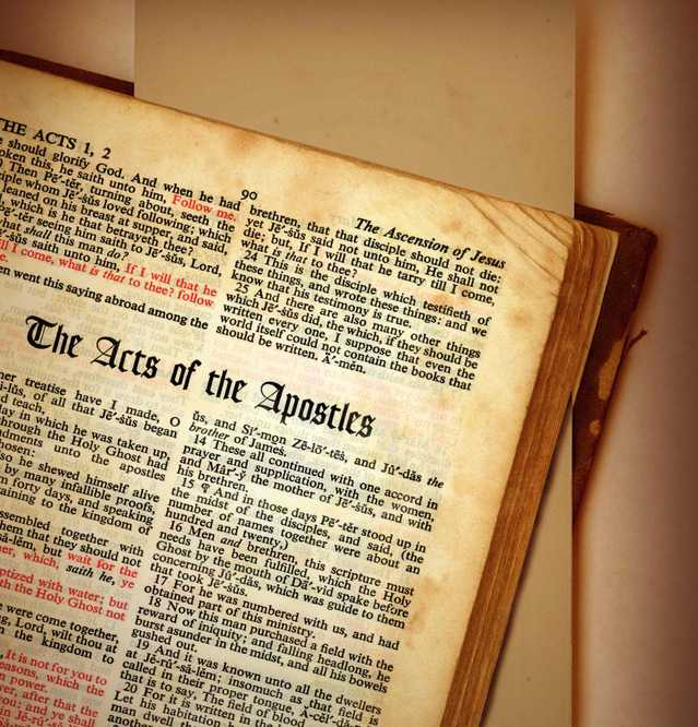 Statewide Bible Reading Marathon Planned in Kentucky