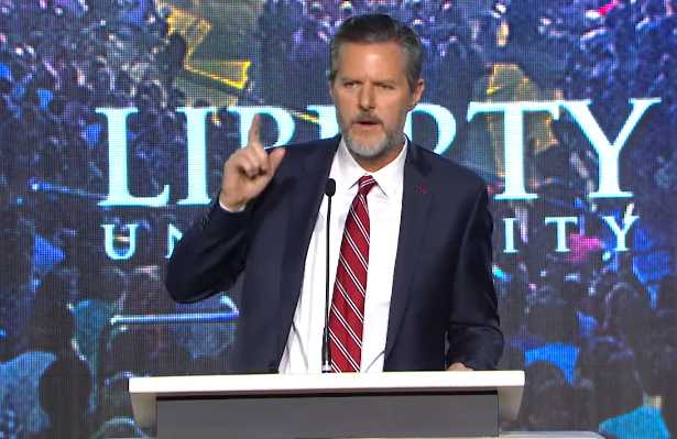 Liberty University Alumni Express Concerns About Falwell After 'Soul Selling' Trump Endorsement