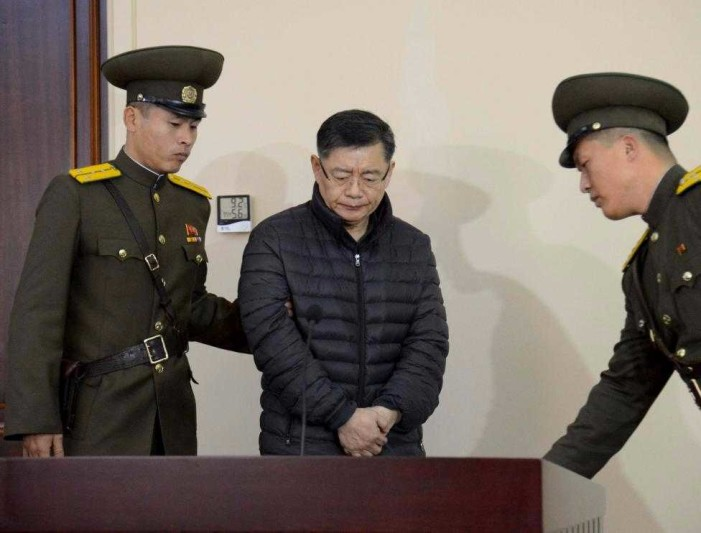 Canadian Pastor Sentenced to Hard Labor for Life in North Korea Freed on 'Sick Bail'