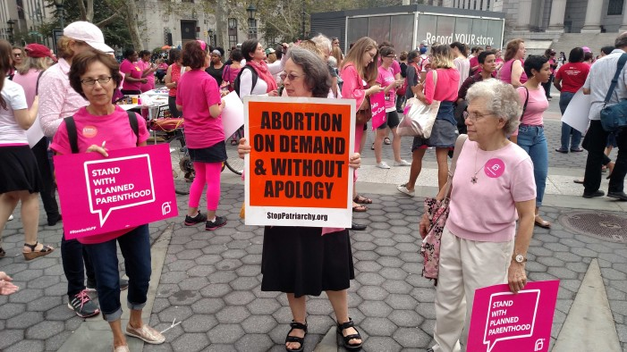 Planned Parenthood Sues South Carolina for Ending Medicaid Funding to Abortion Facilities