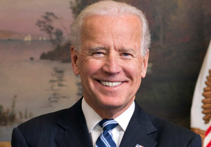 Biden Calls Republican Presidential Field 'Gift From the Lord' to Democrats