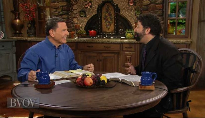 'Harbinger' Jonathan Cahn 'Blessed' to Join Prosperity Preacher Kenneth Copeland on TV Broadcast