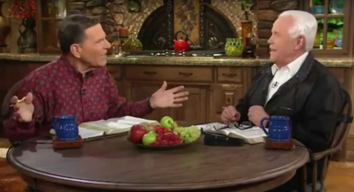 Prosperity Preachers Copeland, Duplantis Defend Use of Private Jets to Avoid Flying With 'Bunch of Demons'