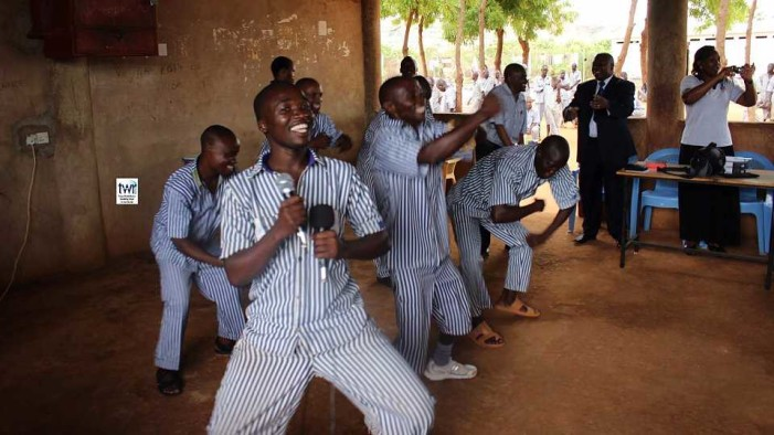Kenyan Prisoners Seek to Record Praise and Worship Album