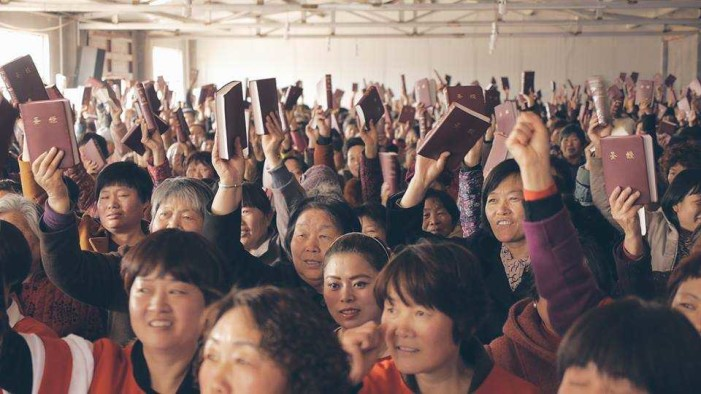 U.S.-Based Ministry Takes Tens of Thousands of Bibles Into China