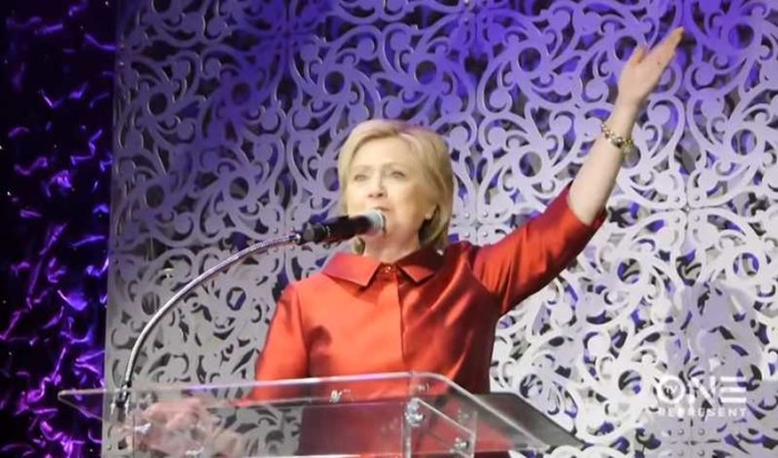 Hillary Clinton Says She Is 'Person of Faith,' Cheered at Gospel Music's Stellar Awards