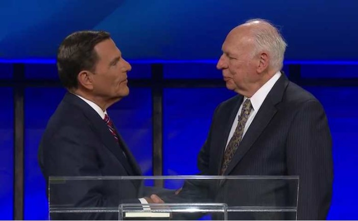 Kenneth Copeland Says Ted Cruz 'Called and Anointed' for Presidency at Conference With Raphael Cruz
