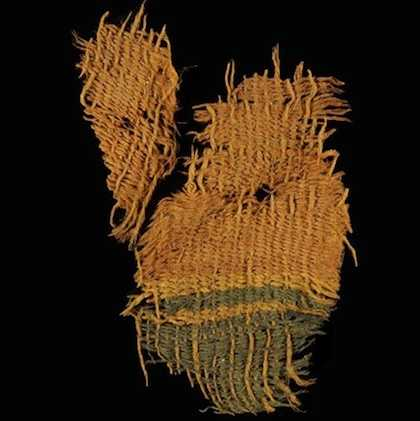 Archaeologists Find Textiles, Seeds From Era of David and Solomon in Israel's Timna Valley