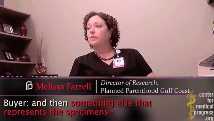 New Video Exposes Planned Parenthood's 'Accounting Gimmicks' in Hiding Sale of Baby Body Parts