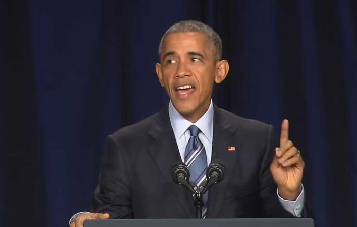 Obama at Prayer Breakfast: I Draw Strength From 'People of All Faiths Who Do Lord's Work Each Day'