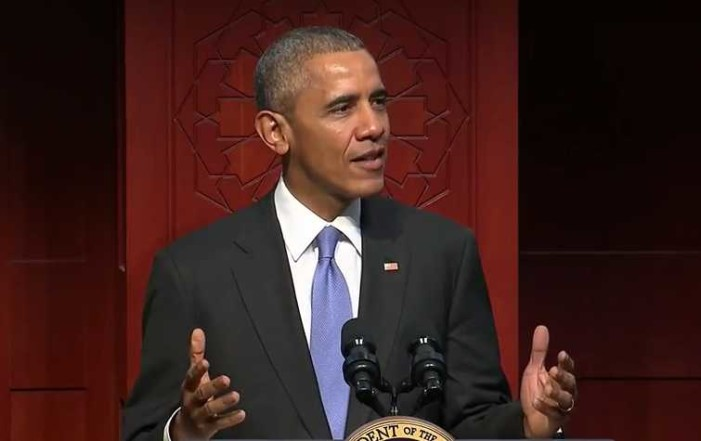 Obama Calls Upon Muslims, Christians to 'Build Bridges': 'We're All Descendants of Abraham'