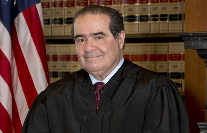 U.S. Justice Scalia Reiterates Opposition to Homosexuality, Favors Abortion 'Restrictions' Only