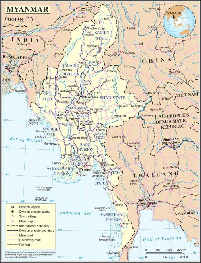 Buddhist Nationalists to Protest Against Christian as Myanmar VP