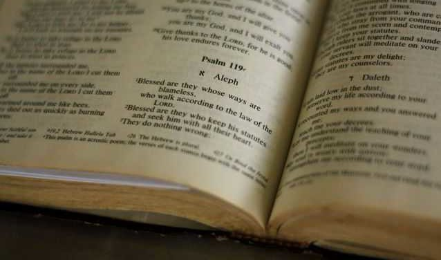 West Virginia Lawmaker Introduces Bill to Make Bible State Book