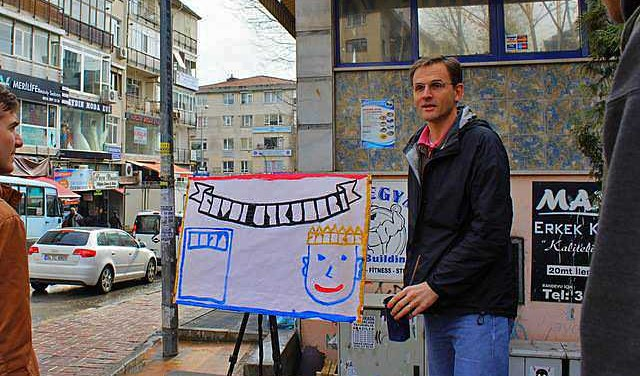 Christian Missionary David Byle Arrested, Given 15 Days to Leave Turkey