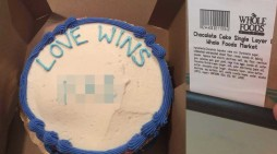 Whole Foods Countersues Homosexual 'Pastor' Who Claimed Store Wrote Slur on Cake