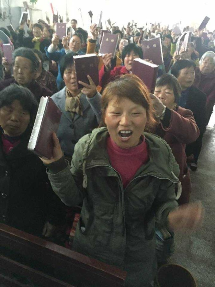 Chinese Believers Stand Firm Even in Light of Persecution
