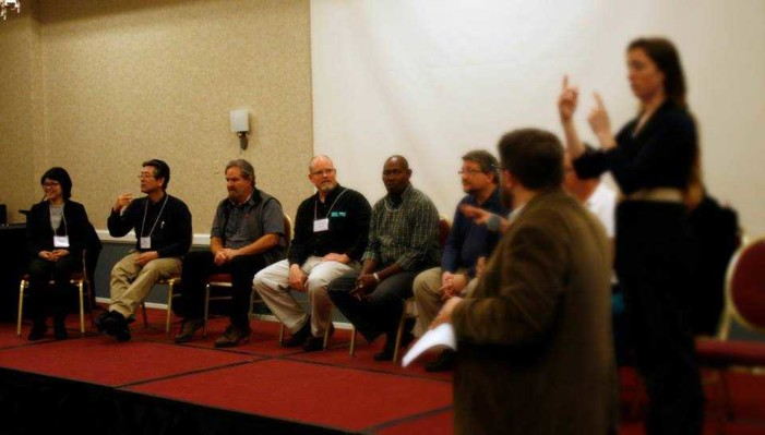 Forum of Bible Agencies Conference Focuses on How to Reach the Deaf for Christ