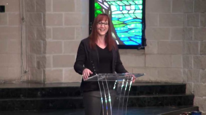 'Transgender' Preacher Tells Baptist Gathering 'Angel of Reason' Helped Affirm Desire to Be Woman