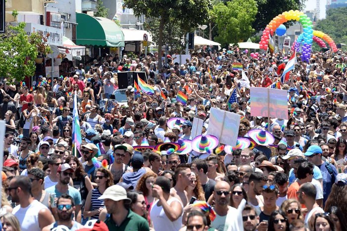 Israel Investing Nearly $3 Million in Homosexual Tourism