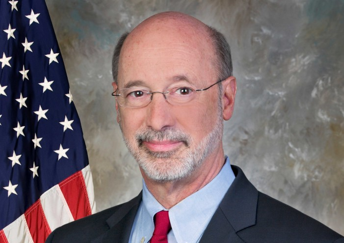 Pennsylvania Gov. Issues Order Requiring Groups That Contract With State to Hire Homosexuals