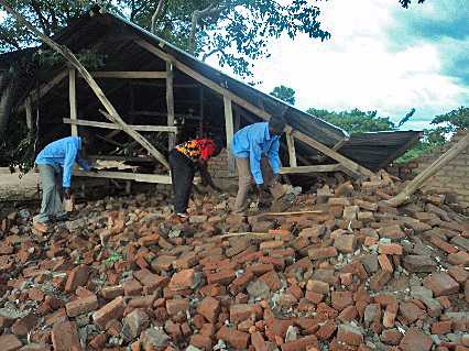 Ugandan Muslims Kill Christians' Livestock, Demolish Church Building