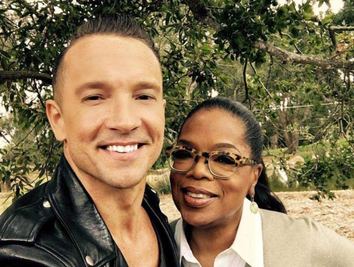 Concerns Raised as Hillsong's Carl Lentz Praises Oprah Winfrey After Appearance on Super Soul Sunday