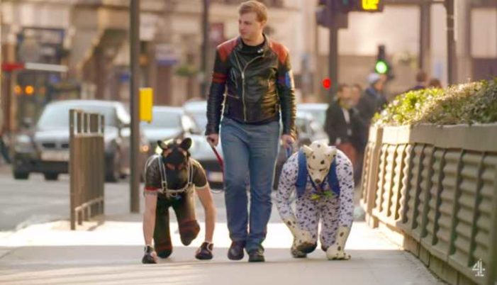 Trans-Species? Men Who Live Like Dogs Featured in Documentary on 'Human Pups'