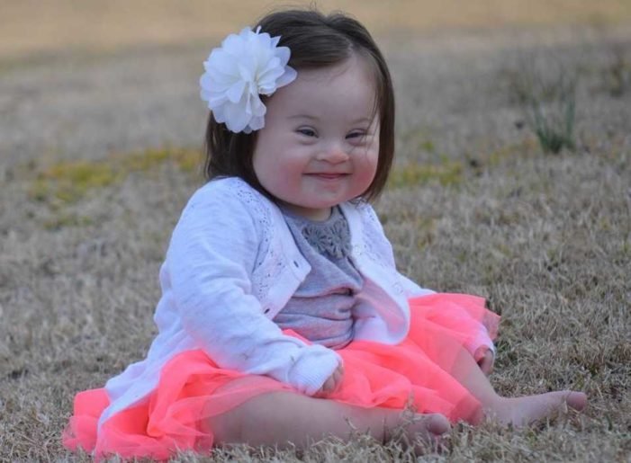 She's Perfect: Mother Pens Letter to Doctor Who Advised Her to Abort Down Syndrome Daughter