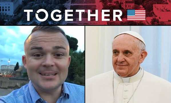 'Together 2016' Organizer Meets With 'Pope Francis' to Unite Christians, Catholics on National Mall