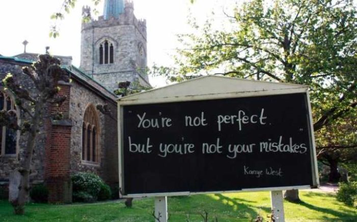 U.K. Congregation Posts Kanye West Lyrics Rather Than Scripture to Attract Attendees