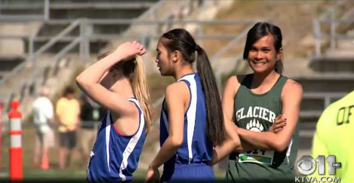 Family Group Cries Foul as Male Who Identifies as Female Competes Against Girls in State Track Meet