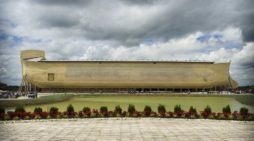 Ken Ham Rebuts Lutheran Leader Who Says Noah's Flood 'Not History': If It's Not, Jesus Lied