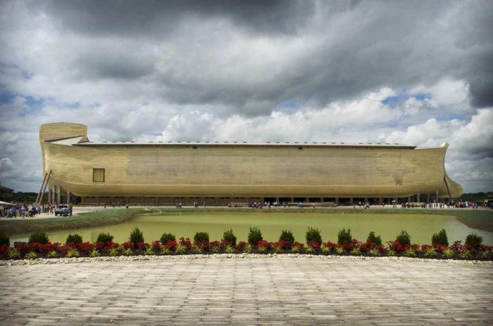 City Recreation Dept. Cancels Trip to Ark Encounter After Atheist Group Asserts Visit Is 'Unconstitutional'