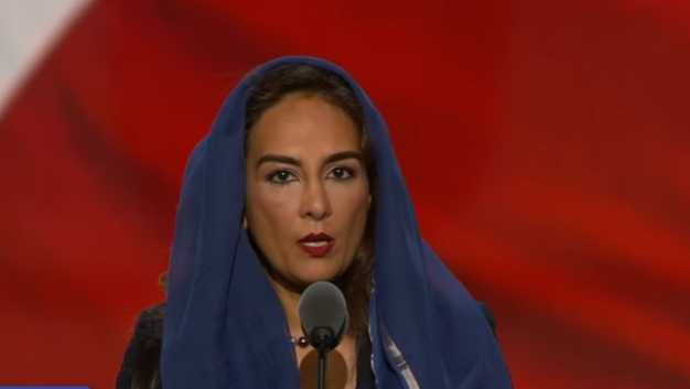 Sikh Woman Presents Prayer to Waheguru at Republican National Convention