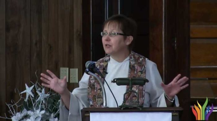 Lesbian United Methodist Minister Placed on Leave Following Complaint