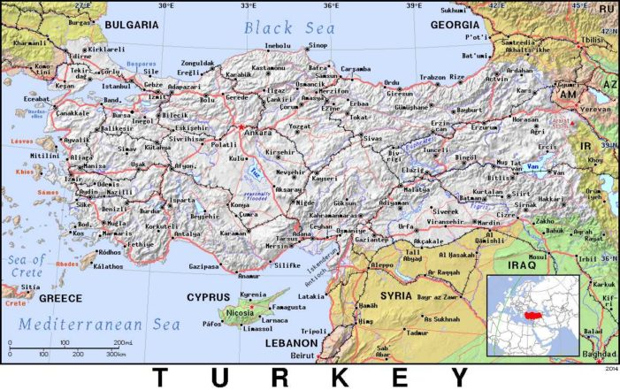 Christian Evangelist Murdered in Southeast Turkey
