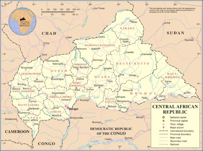 Christians Massacred by Muslim Rebels in Central African Republic