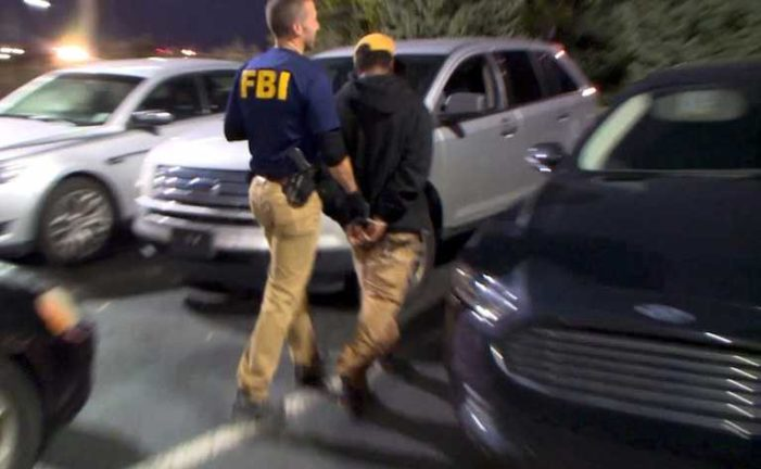 FBI Nationwide Sex Trafficking Bust Results in Rescue of 82 Minors, Arrest of 239 Perpetrators