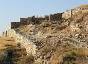 lachish-gate