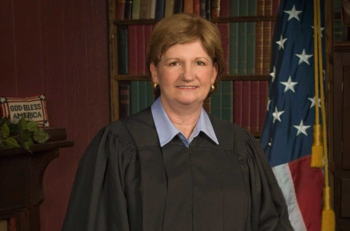 Ethics Complaint Filed Against Alabama Acting Chief Justice Lyn Stuart Over Handling of Roy Moore Case
