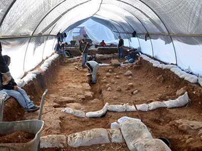 Archaeologists Find Battle Site Where Romans Breached Jerusalem Walls