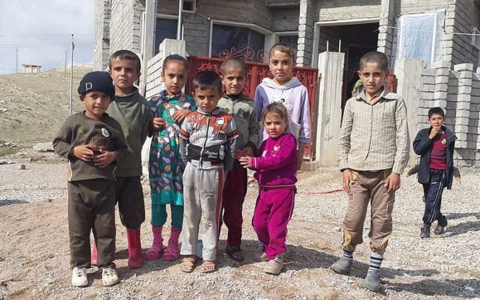 Yazidi Children Screamed, Cried Outside Door While ISIS Fighters Raped Their Mothers