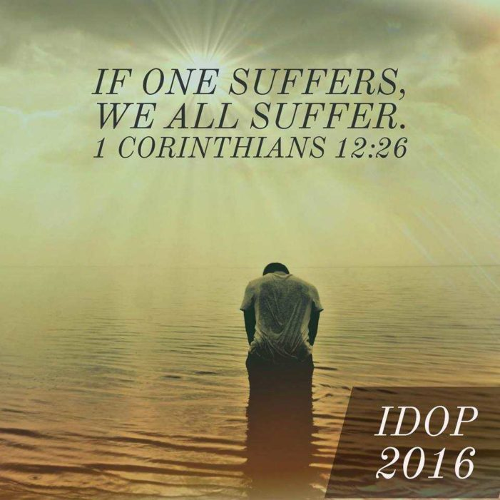 Christians in Over 100 Countries Observe International Day of Prayer for Persecuted Church