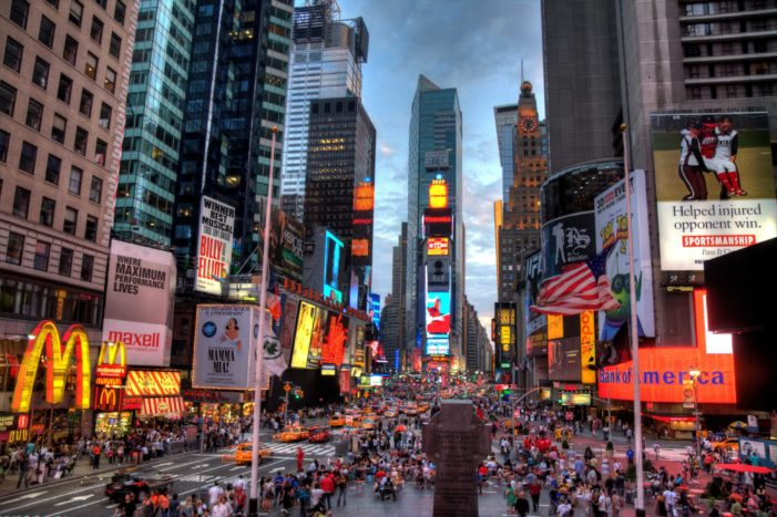 New York Man Arrested for Seeking to Join ISIS, Expressing Support for Plot to Attack Times Square